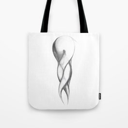 Voluptuous Curves Tote Bag