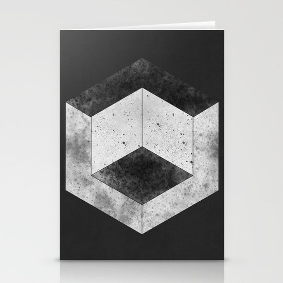 Hex Stationery Cards