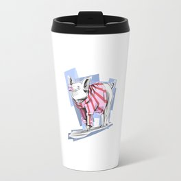 Bacon Is Cold Travel Mug