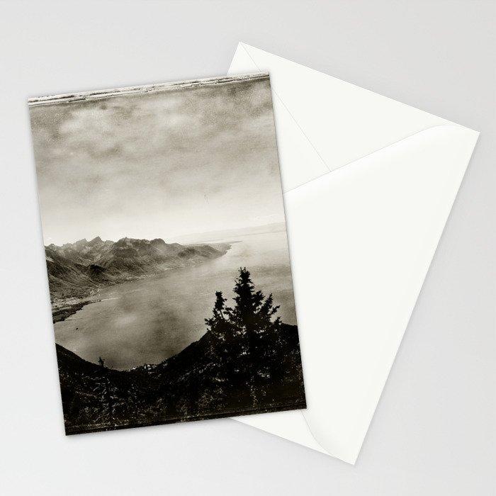 Vintage Switzerland Stationery Cards