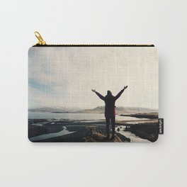 Hike Iceland Carry-All Pouch