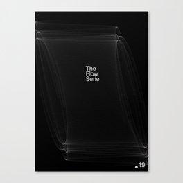 The Flow Series #19 Canvas Print