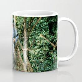Vine Bridge of Death: Papua New Guinea Coffee Mug