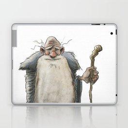 Old Man Wizard Laptop & iPad Skin