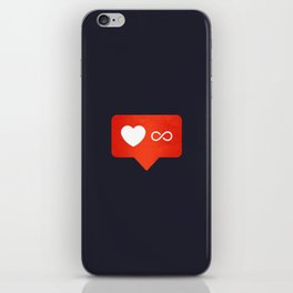 People Person iPhone Skin