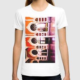 Beautiful station. T-shirt
