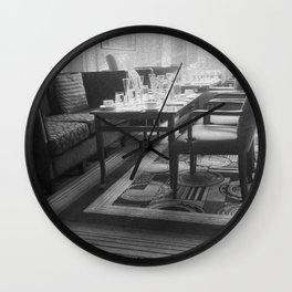 Bygone Elegance Wall Clock