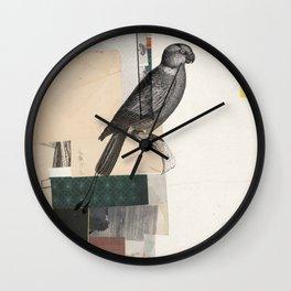 Habitat B Wall Clock