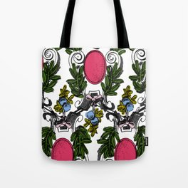 Corinthian Grapes Tote Bag