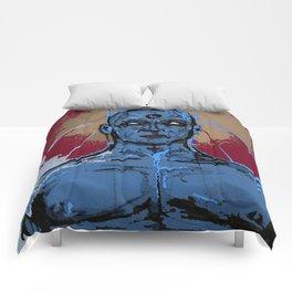 indecent exposure Comforters