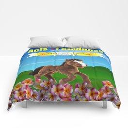 Pono the Polo Pony Comforters