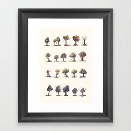 Neighbourhood Framed Art Print