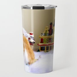 A Giant Among Us Travel Mug