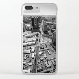 Vegas Strip Clear iPhone Case
