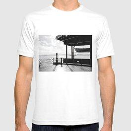 Staten Island Ferry (Silhouette) T-shirt