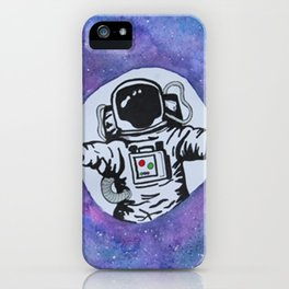 outerspace iPhone Case