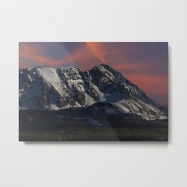 Sunrise over the Gore Range Metal Print