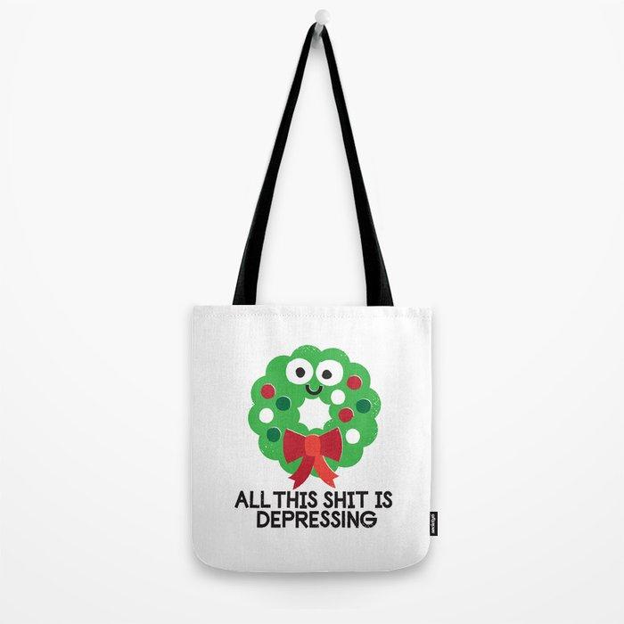 Ho Ho Hopeless Tote Bag