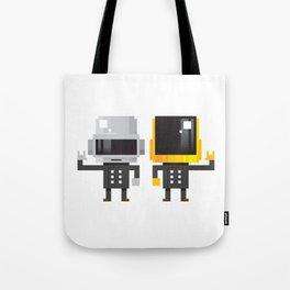 LEGENDARY ELECTRO DUO Tote Bag