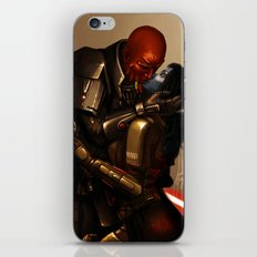 SWTOR - You're wise to keep such close tabs on me... iPhone & iPod Skin