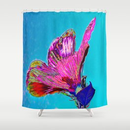 Hibisco Shower Curtain