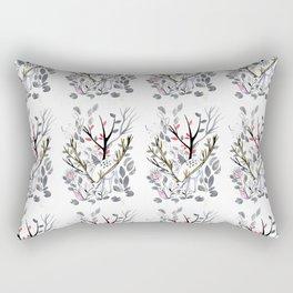 Dee of the winter Rectangular Pillow