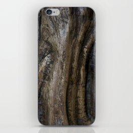 Waxed oak 2 iPhone Skin