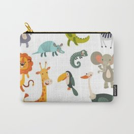 animal zoo Carry-All Pouch