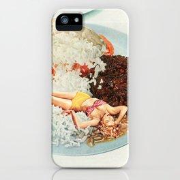 Toothpick iPhone Case