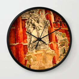 Hampton Court Wall Clock