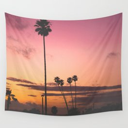California Sunset Wall Tapestry