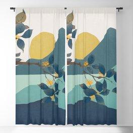 Morning Breeze Blackout Curtain