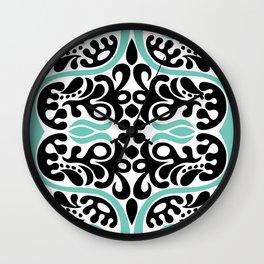 C13D Swirl Pattern Wall Clock
