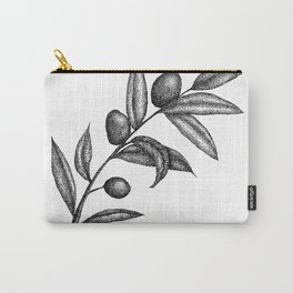 To Give an Olive Branch Carry-All Pouch
