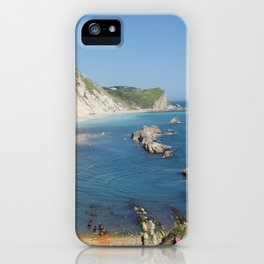 Durdle Door, Dorset, Photo 7 iPhone Case