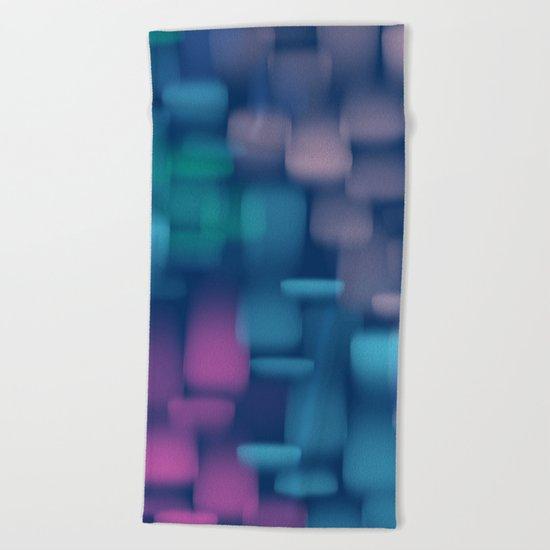 Chayabrito #1 Beach Towel