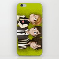the perks of being a wallflower iPhone & iPod Skins featuring The Perks Of Being a Wallflower by Laia™
