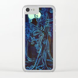 Kindred Spirits Clear iPhone Case