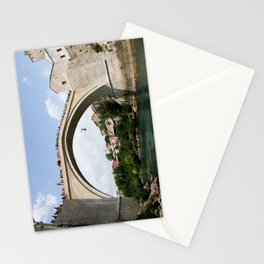 Mostar Bridge Jumper Stationery Cards
