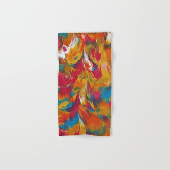 Psychedelic Hand & Bath Towel