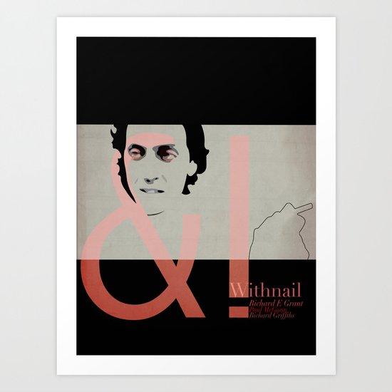 Withnail&I 3 Art Print