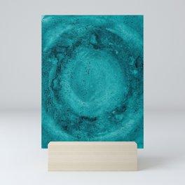 Marine Circle Mini Art Print
