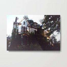 DERELICTION Metal Print