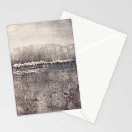 Matin d'hiver Stationery Cards