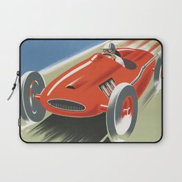 French Riviera Laptop Sleeve