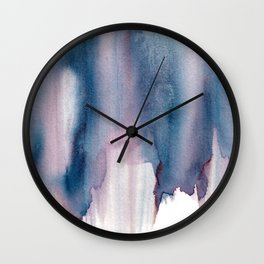 Evening Tide Wall Clock