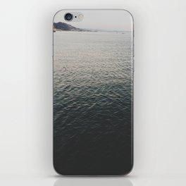 SLO waves iPhone Skin