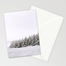 Festive Collage Stationery Cards