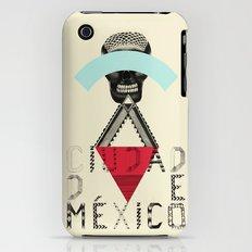 Locals Only - Ciudad de México iPhone (3g, 3gs) Slim Case