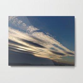 Beautifull sky Metal Print
